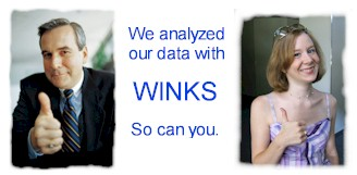Analyze Data With WINKS