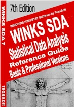 WINKS Statistical Software Manual