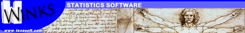 TexaSoft WINKS Statistical Software Order